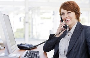 Landline Phones in Office