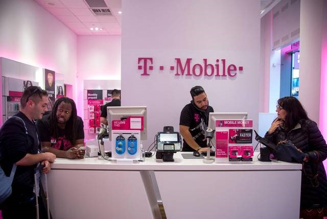 T-Mobile wi-fi services